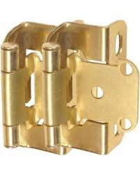 full wrap cabinet hinges here s a great deal on cosmas 27550 bb brushed brass self closing