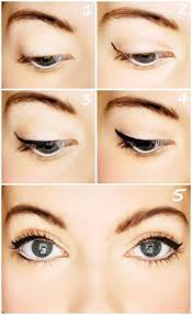 steps for a fast eye makeup