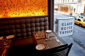 contemporary restaurant dining furniture design glass house tavern