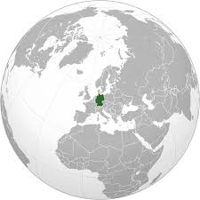 Printable Map Of Germany by Index Of Germany Related Articles Wikipedia