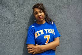 blue martini uniform poet and mc martina lynch empowers women looks up to tupac
