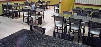 Granite Table Granite Tables For Restaurants And Bars