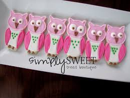 simplysweet treat boutique owl themed baby shower
