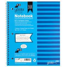 notebooks yoobi