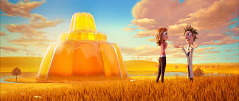 cloudy chance meatballs hd wallpaper background