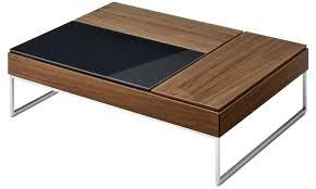 waterfall coffee table wood functional coffee table furniture brown coffee table elegant coffee