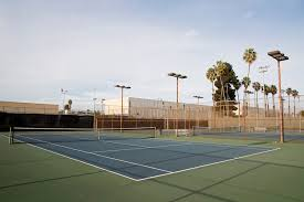 tennis courts with lights near me memorial park community and cultural services
