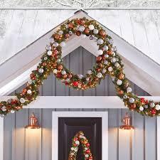Christmas Decorations Home Depot How To Make A Christmas Tree Wreath Easy Diy Christmas