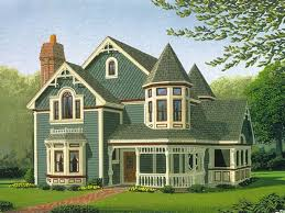 100 queen anne victorian house plans victorian house plans