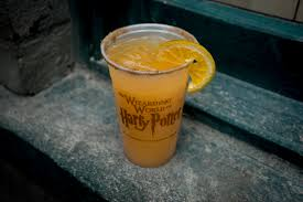 the specialty drinks meals and desserts of diagon alley