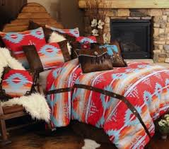 inspired bedding southwestern bedding southern creek rustic furnishings