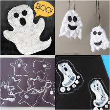 40 do able halloween crafts for toddlers and preschoolers