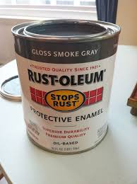 new enamel colors from rustoleum