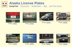 Ak Dmv Vanity Plates Akpl8s The Alaskan License Plate Blog August 2008