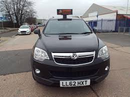 opel antara 2007 interior used black vauxhall antara for sale rac cars