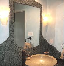 unusual bathroom mirrors charming unusual bathroom mirrors house design ideas at