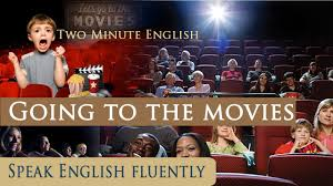 going to the movies fun with english easy way to learn