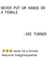 Ike Turner Memes - yall act like ike turner wasnt making hits in his rompers act