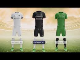 fifa 18 how to make the sidemen fc kits customize your own