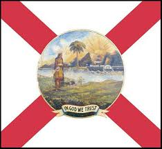Florida Flag History Historians Differ On Whether Florida Flag Echoes Confederate