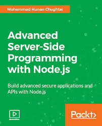 node js advanced server side programming with node js video packt books