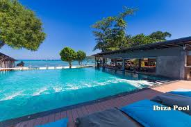 house pool party ibiza house pool party in koh phi phi thailand find cheap hostels