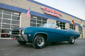 Buick Muscle Cars - 1969 buick gs400 fast lane classic cars