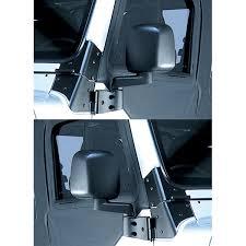 jeep wrangler door mirrors rugged ridge 11002 09 door mirror kit black 87 06 jeep wrangler