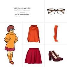 Velma Costume Velma Dinkley From Scooby Doo Costume Cosplay Tutorial Costumes