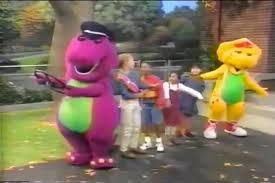 Barney And The Backyard Gang Cast The Wheels On The Bus Barney Wiki Fandom Powered By Wikia