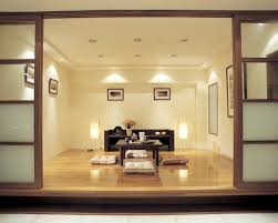 exterior the best modern japanese townhouse with inner garden and