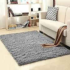 Modern Accent Rugs Lochas Ultra Soft Indoor Modern Area Rugs Fluffy