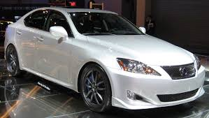 lexi lexus dream car lexus isf in pearl white with tinted windows and nice