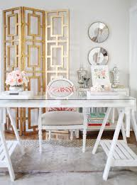 gold room divider how to incorporate feng shui for bedroom creating a calm u0026 serene