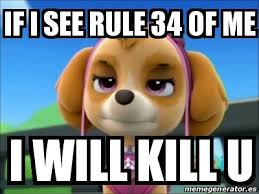 Rule 34 Memes - if theres skye rule 34 by ramiruchoide on deviantart