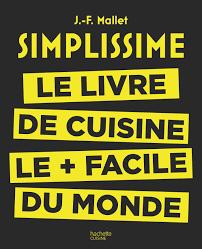 livre de cuisine pour d utant amazon fr simplissime le livre de cuisine le facile du monde