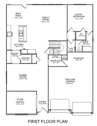 1st floor master house plans regency at yardley the carriage