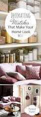 decorating mistakes that make your home look messy pickled barrel