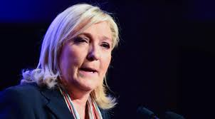 marine le pen u0027s vision of france is one without headscarves