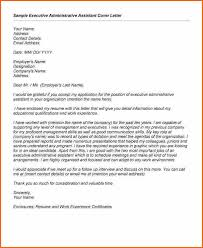 administrative assistant cover letter template cover letters for
