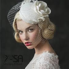 bridal hair accessories uk 2016 uk vintage style princess bridal hats linen wedding hair