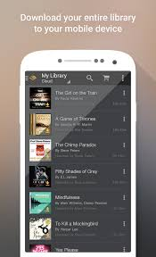 audible for android from audible android app review
