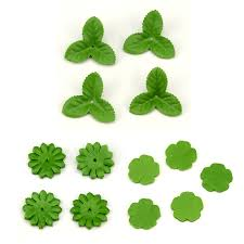 Cheap Flowers For Wedding Low Price 10pcs Cheap Silk Green Lvy Leaves With Stame Artificial