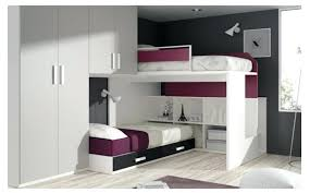 chambre ado avec lit mezzanine chambre ado lit superpose deco chambre ado avec lit mezzanine