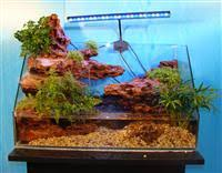aquarium waterfall of sand shop for sale in china mainland