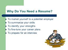 do you need a resume resume and cover letter workshop mr julius a sison instructor i