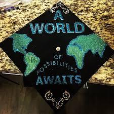 graduation cap covers when gives you lemons graduation cap decorating ideas