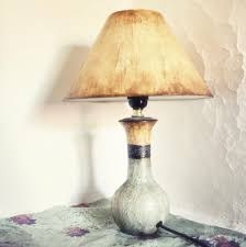 home decor with lamp shades