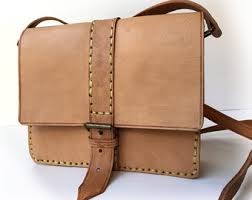 genuine leather bags hand made with love by pomponibags on etsy