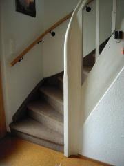 handlauf treppe handlauf für treppe massiv esche natur in schwaig sonstiges